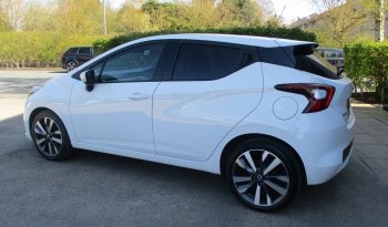 Nissan Micra 0.9 IG-Tekna S/S 5DR High Specification full