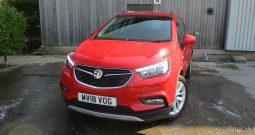 Vauxhall Mokka X 1.4 Turbo Design Nav 5Dr  Only 5,000 Miles