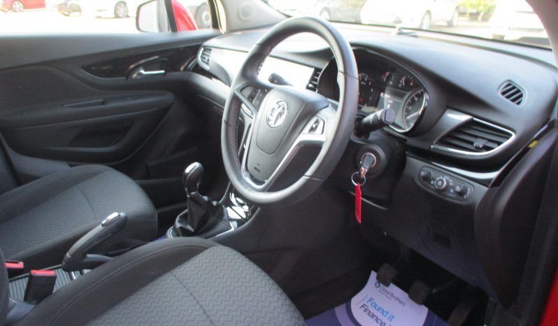 Vauxhall Mokka X 1.4 Turbo Design Nav 5Dr  Only 5,000 Miles full